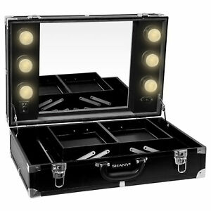 SHANY-Studio-To-Go-Tabletop-Mirror-Makeup-Station-with-Dimmable-Lights