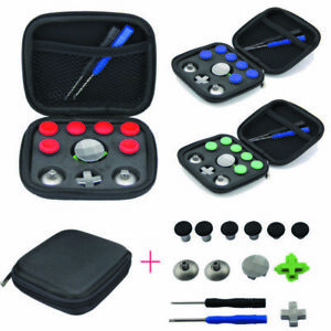 1-Set-Magnetic-Thumbsticks-Button-Kit-For-XBox-One-Elite-PS4-Wireless-Controller
