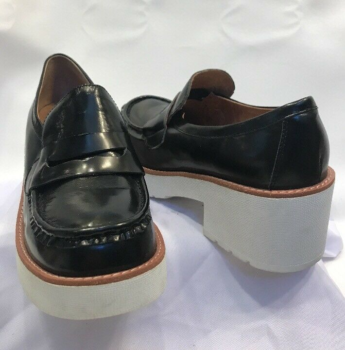 Platform Penny Loafers Jeffrey Campbell 9.5 Purvis