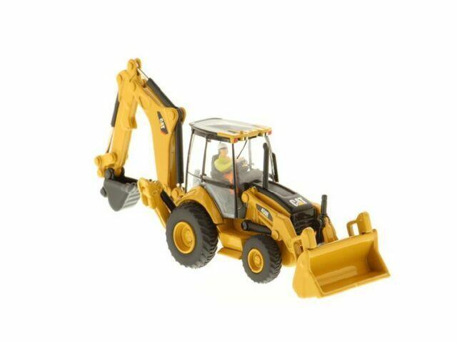 Dm85263 CAT 450e Backhoe Loader 1/87 Caterpillar Diecast Masters for sale online