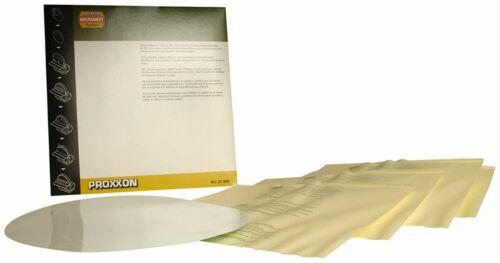Proxxon SK-Silikonfilm für TSG 250 E mit 4 Aufbewahrungsscheiben