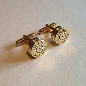 Bullet head 7mm Magnum cufflinks  shooting hunting rifle wedding ideal gift - <span itemprop='availableAtOrFrom'>Aylesford, Kent, United Kingdom</span> - Bullet head 7mm Magnum cufflinks  shooting hunting rifle wedding ideal gift - Aylesford, Kent, United Kingdom
