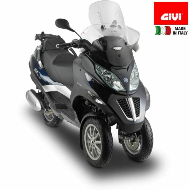 Windscreen GIVI AF5601 First A Mounting MP3 Business 500 (12 > 13)