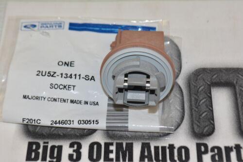 Ford Focus Flex Lincoln Navigator Front Parking Lamp Turn Signal Socket new OEM