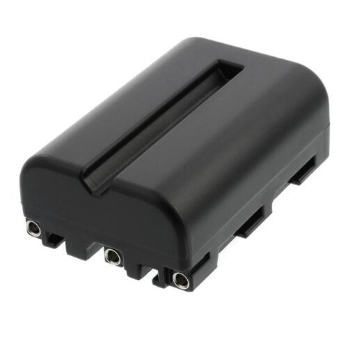 dual Charger para np-fm500 h901089030265167 Batería 2x para Sony np-fm500h