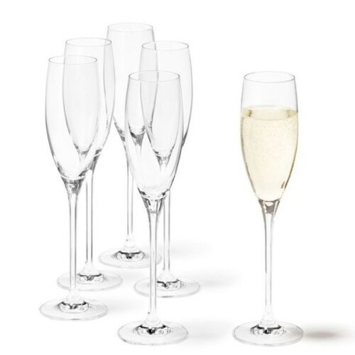 6-teilig Leonardo Sektgläser Cheers