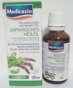 Medicazin-Japanisches-Heiloel-Heilpflanzenoel-100-reines-Minzoel-30-ML-0122