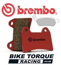 Harley 1584 FXDB Dyna Street Bob 08-13 Brembo SP Sintered Rear Brake Pads
