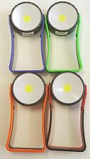4PC PROMIER® MINI BI POD STAND COB LED WORK LIGHT MAGNET PIVOT HEAD SPOT WORK