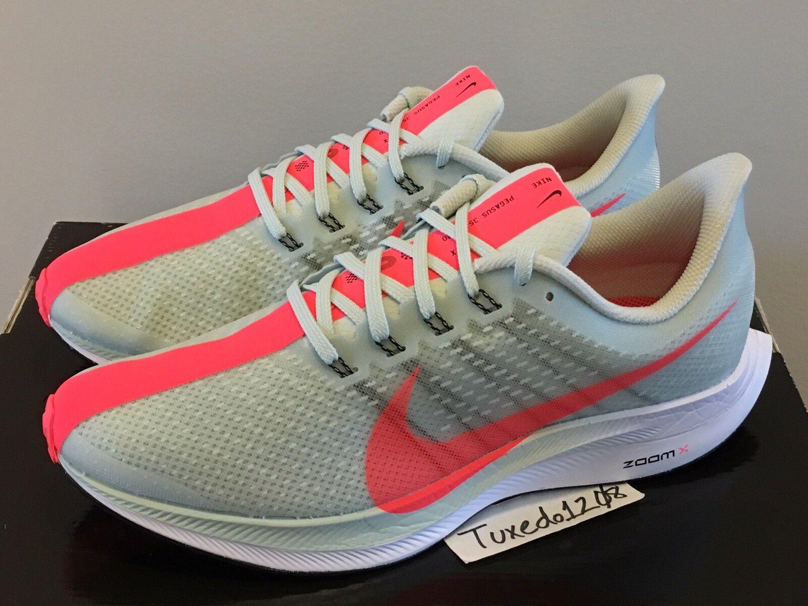 DS Nike Zoom 35 Pegasus 35 Zoom Turbo sz10 Barely Grey react 1 87 90 97 max AJ4114 060 1dcbdd