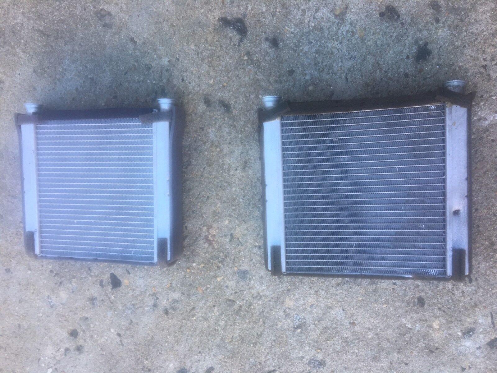 2004  - 2008 Used Bentley Flying Spur heater core  prendiamo i clienti come nostro dio