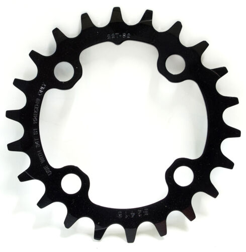 SRAM MTB 2x10 Spd 22T S2 Steel Chainring BCD 64mm ChainLine 49mm Use With 34T S1