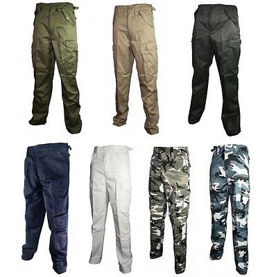 New Army BDU Cargo Pants Choice of Color /& Size Military Fatigues