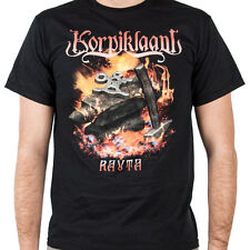 KORPIKLAANI - Rauta:T-shirt - NEW - MEDIUM ONLY