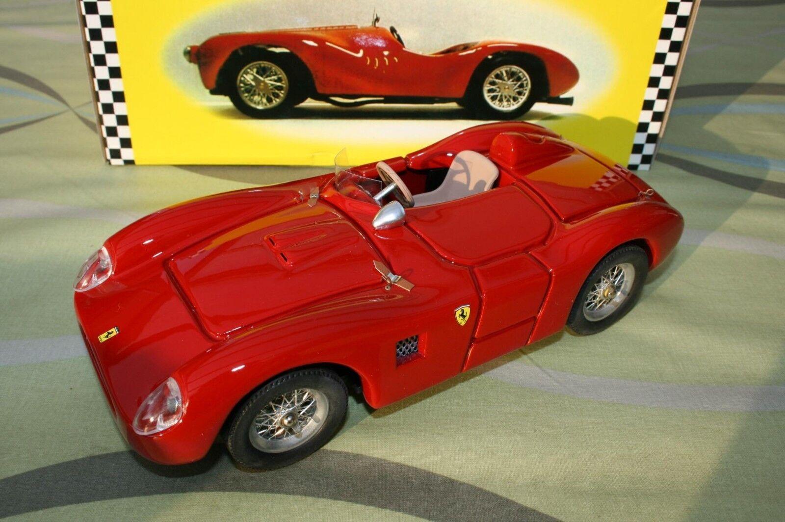 Ferrari rot Model 1 18 500 TR New in original box 300 pieces