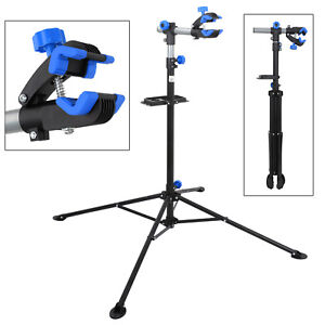 Metal-Portable-Home-Heavy-Duty-Bike-Repair-Stand-Adjustable-Height-Rack-Tool
