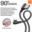 Mcdodo-3-PACK-6FT-90-Degree-Lightning-Charging-Cable-Charger-for-Apple-iPhone thumbnail 3