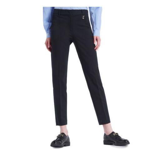 Pantaloni Donna slim PENNYBLACK in gabardine cotone mod LAMPADA