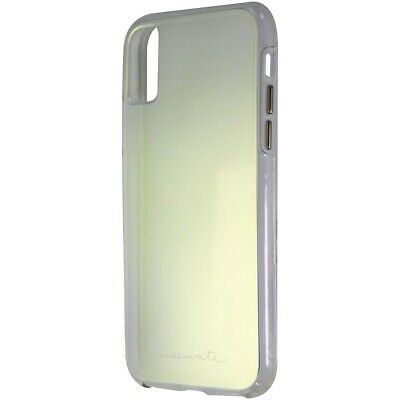 Case-Mate Naked Tough Case for Apple iPhone Xs/X