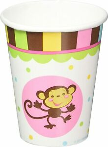 Fisher Price ABC Toy Cute Kids Baby Shower Party 9 oz. Paper Cups