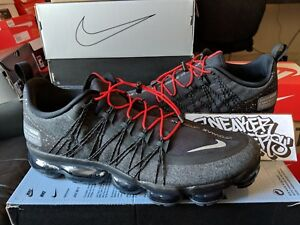 e26997b086 Image is loading Nike-Air-Vapormax-Flyknit-Run-Utility-Black-Reflect-