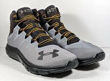 75ebf870 *NEW* Under Armour Project Rock Delta Men's Training Shoe 3021055-101 Grey  Sz