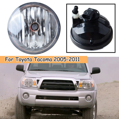 1X REPLACEMENT FOG LIGHT LAMP FOR SEQUOIA SOLARA TACOMA TUNDRA RH=LH 81210-AA030
