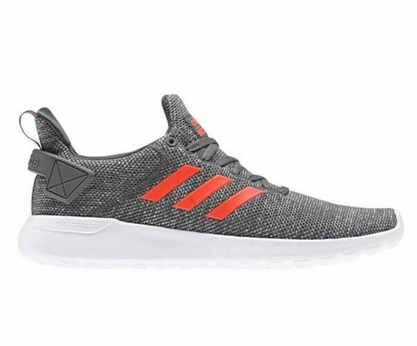 Adidas Mens CloudFoam Lite Racer Trainers Runners Lace Up Breathable Mesh Sz 12
