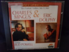 Charles Mingus & Eric Dolphy Featuring Bud Powell – Jazz Festival, Antibes,1960