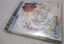 7-14 Days to USA. World Language Support Ver. USED PS3 Okami Zekkeiban Japanese