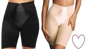 Mujer-Pierna-Larga-Delineador-Ropa-Interior-Saten-Firme-Control-Wear