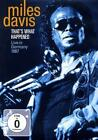 Thats What Happened-Live In Germany 1987 von Miles Davis (2009)