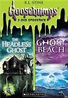 Goosebumps Headless Ghost/ghost Beach 0024543820062 DVD Region 1