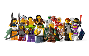 Lego Minifigures  serie 3 (8803) - Choose Your Figure - Au choix