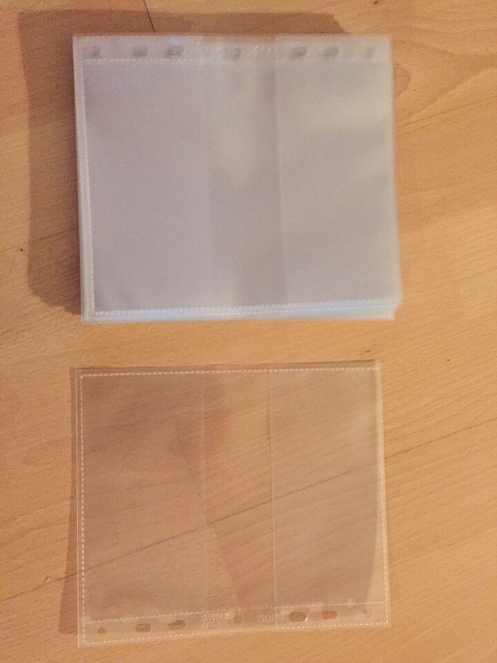 Plastlommer, DVD, andet