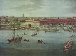 ANGELO-TOSELLI-PETERSBURG-1820-reproduction-aquarelle-gravure-impression