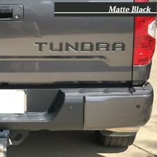 Tailgate Emblems Inserts Letters American Flag Tailgate Insert Letters for Toyota Tundra 2014 2015 2016 2017 2018 2019 2020 3D Raised /& Strong Adhesive Decals Letters