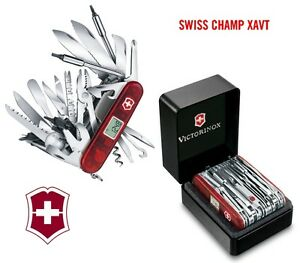 Swiss Army Knife Victorinox Swisschamp Xavt 1 6795