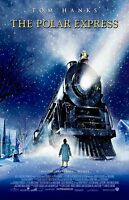 The Polar Express Movie Poster (a) - 11 X 17 Inches - Tom Hanks