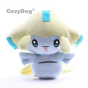 Anime-Jirachi-Plush-Toy-Soft-Stuffed-Doll-8-034-Figure-Kids-Xmas-Birthday-Gift