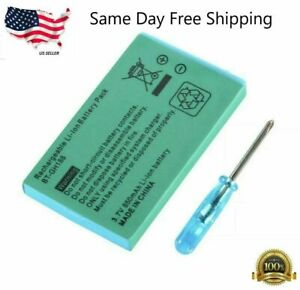New-Rechargeable-Battery-for-Nintendo-Game-Boy-Advance-SP-Systems-Screwdriver