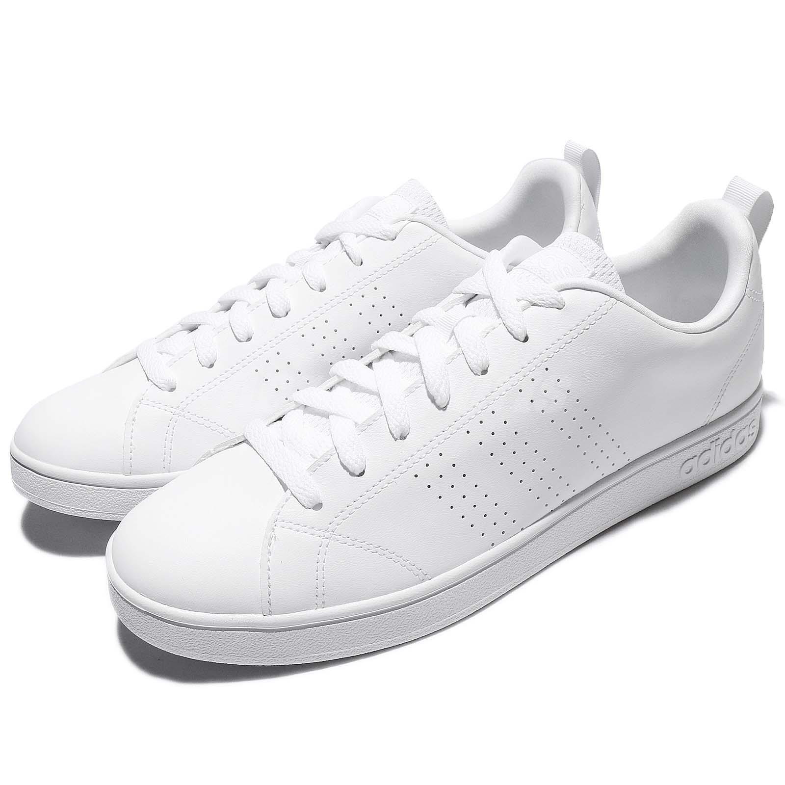adidas Neo Advantage Clean VS Triple Blanc Men Casual Chaussures Baskets B74685