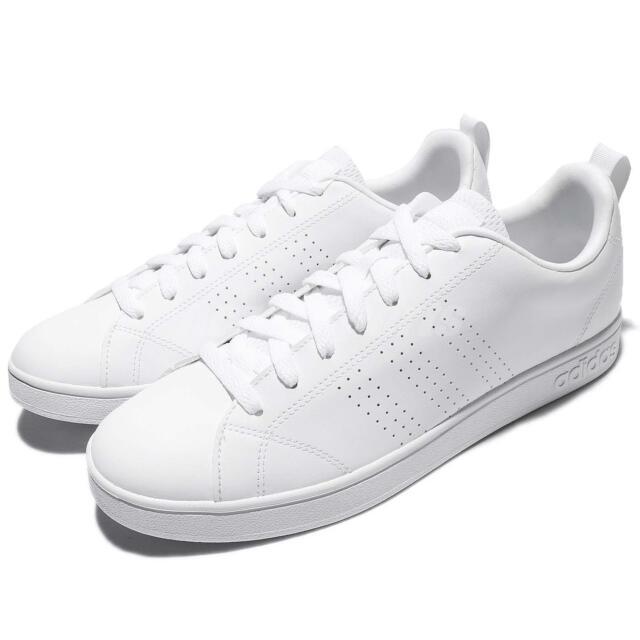 adidas Neo Advantage Clean VS Triple White Men Casual Shoes Sneakers B74685 879d4336fa69b