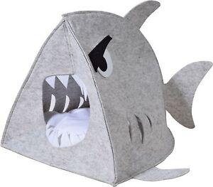 das bild wird geladen hunde bett katzen bett 034 hai 034 aus - Hai Kissen Muster