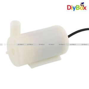 Ultra-quiet-Mini-DC-3-6V-120L-H-Brushless-Motor-Submersible-Water-Pump