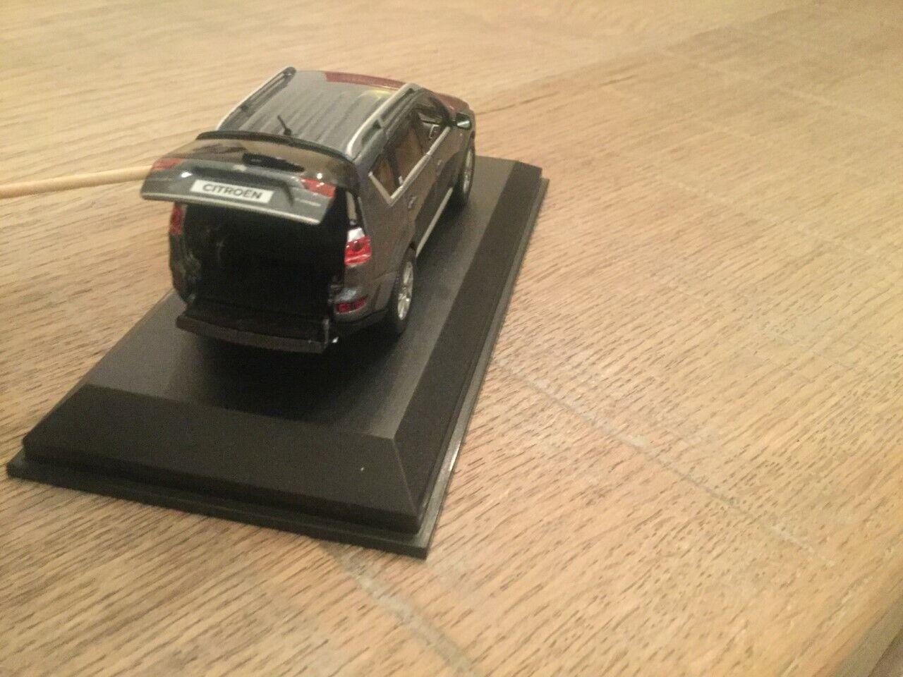 Norev 1 43 43 43 Citroën C.Crosser grey dealer edition n°AMC 018 880 6fb0e4