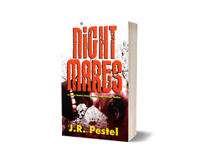 Paperback-034-Night-Mares-034-Signed-by-Author-Free-Shipping-In-The-U-S