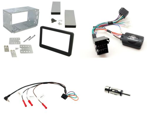 Connects2 Alfa Romeo 159 05-11 Complete Double Din Stereo Fitting Kit