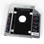 2nd-12-7mm-SATA-HD-SSD-Hard-Drive-Caddy-for-Lenovo-IdeaPad-G570-G580-G585-G770L thumbnail 3