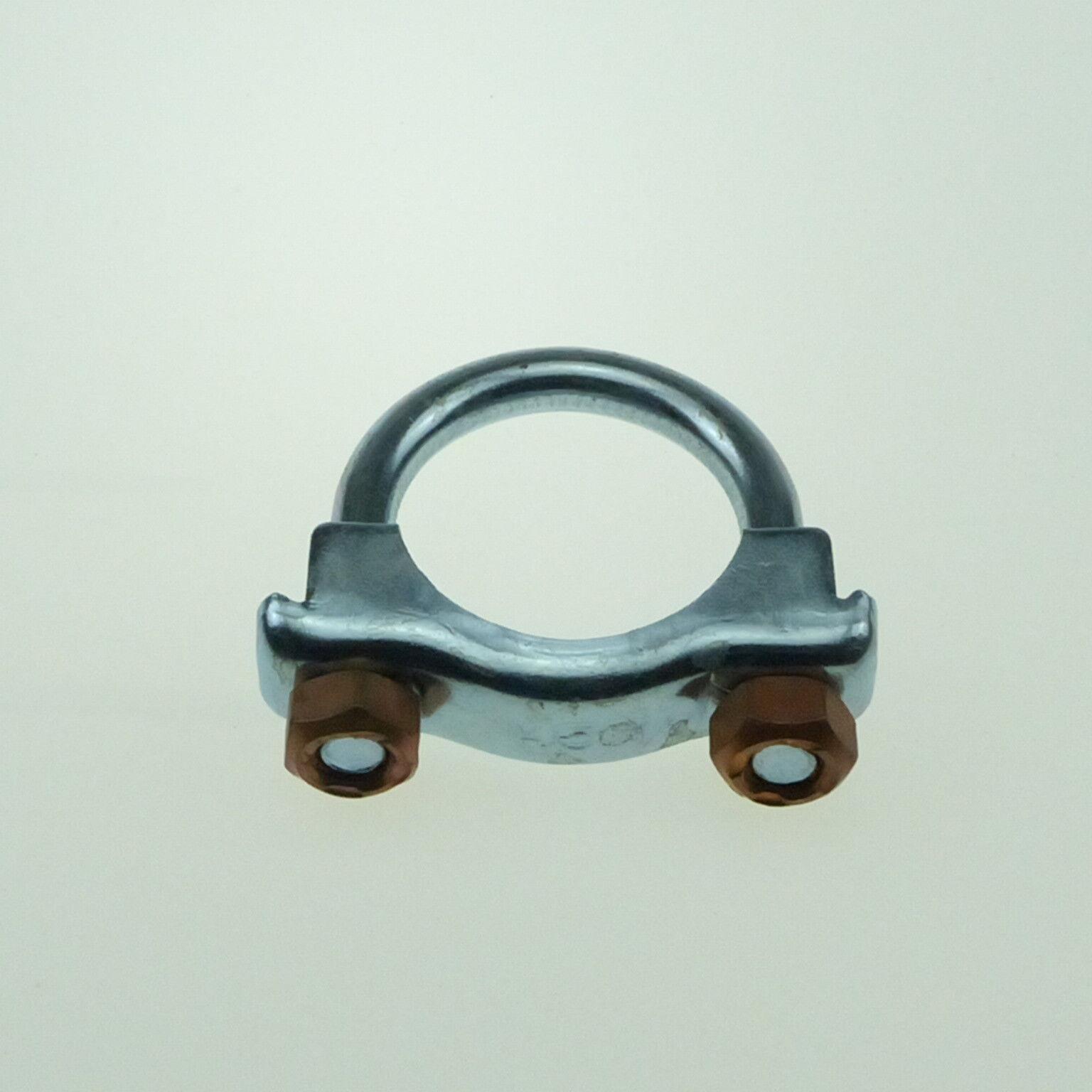 5St Auspuffschelle Rohr-Bügelschelle U-Bolt Clamp Ford 50,5mm Flachbügelschelle